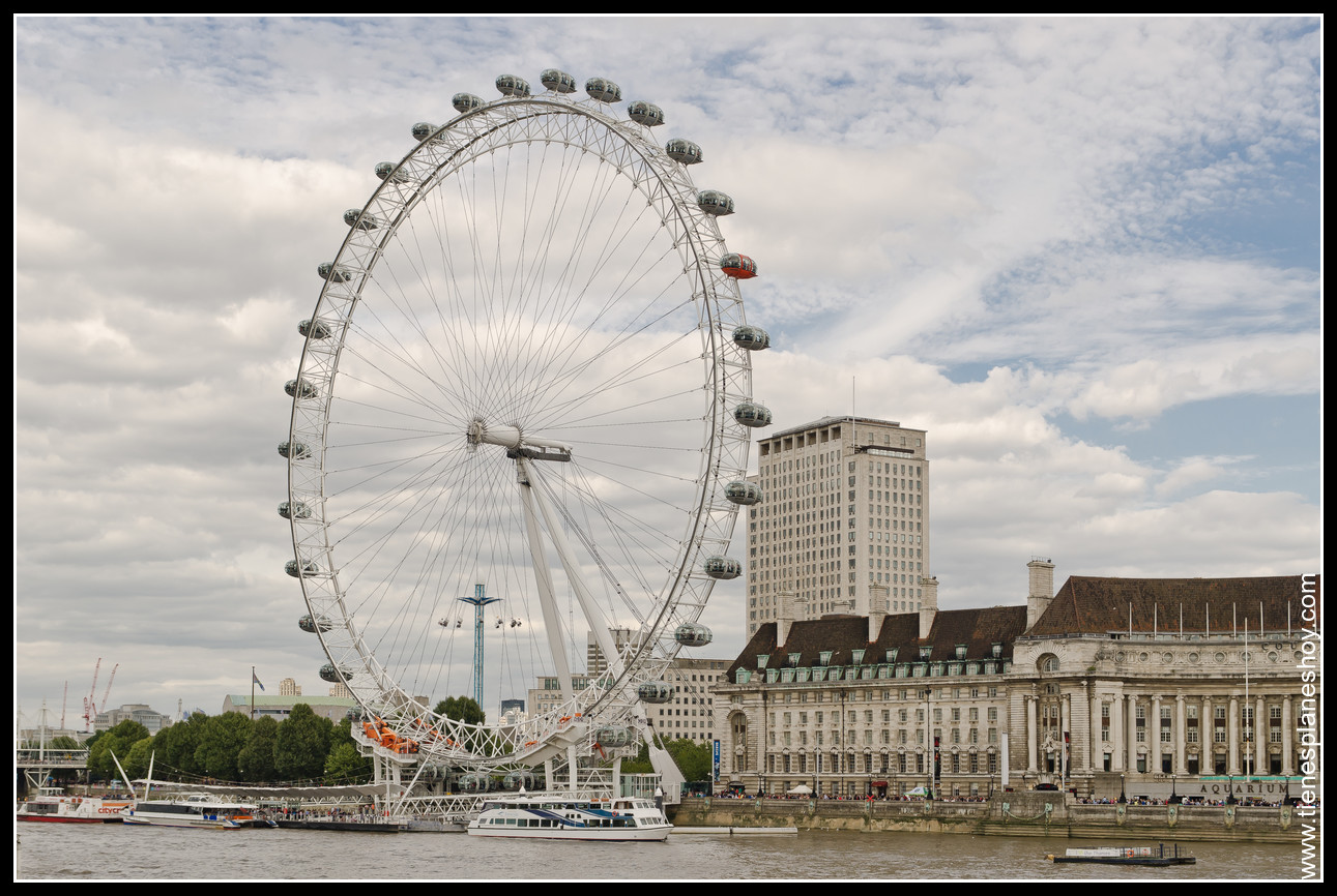 London Eye Londres (London)