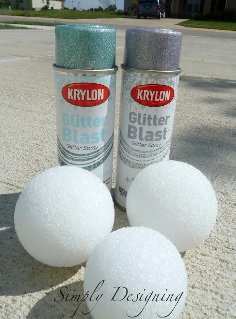 Can You Use Krylon Spray Paint On Styrofoam