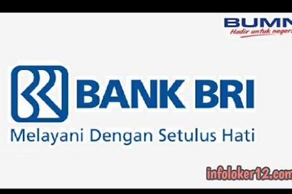 Lowongan Kerja Penerimaan Tenaga Kerja Frontliner PT. Bank Rakyat Indonesia (Persero) Tbk Mei 2019