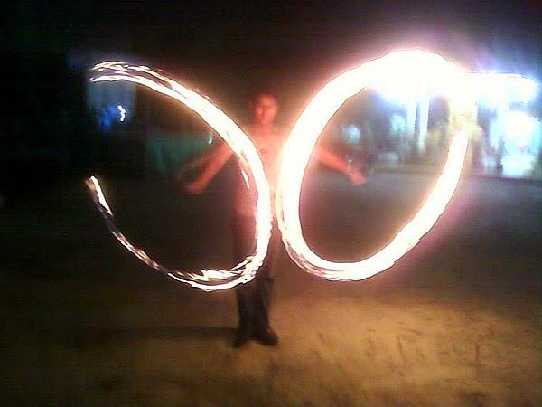 ควงไฟ - PokRedNose
