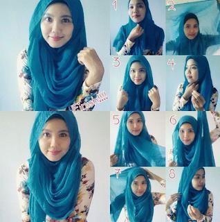 Memilih Hijab Modern Untuk Wawancara Kerja