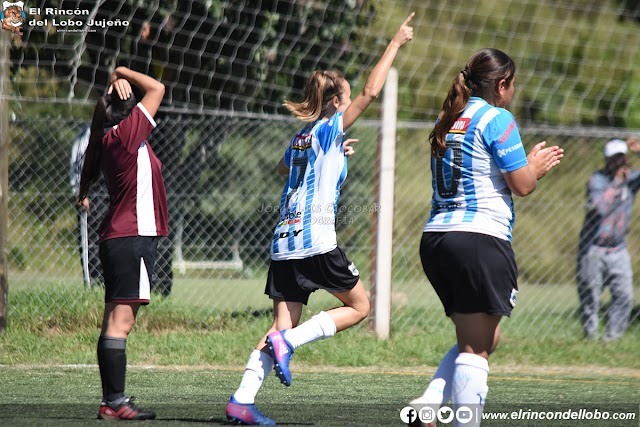 Fotos | 2019 | 1ra femenina | Gimnasia 2-0 Deportivo Luján | Liga Jujeña