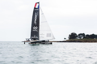 Spindrift racing en M32
