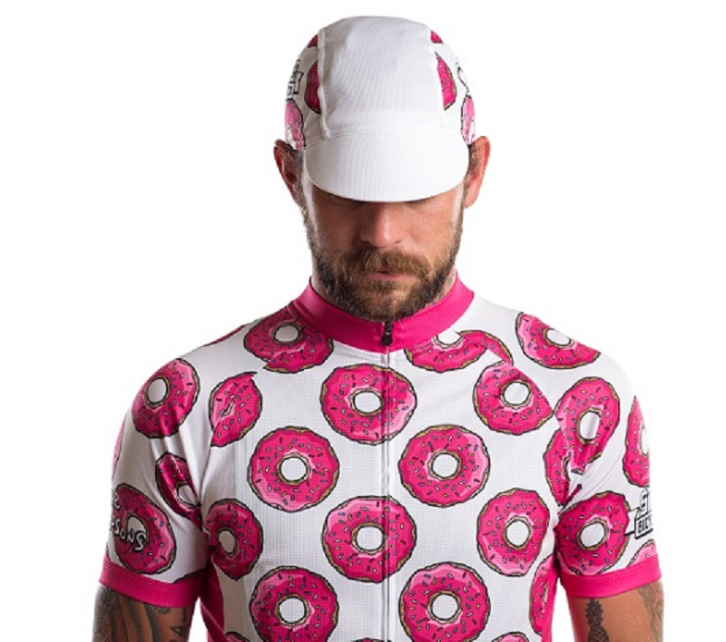 b4b702276 A new limited edition range of cycling clothes and accessories - the result  of a collaboration between State Bicycle brand and The Simpsons of the TV  ...