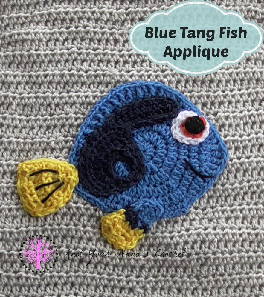 Knot Your Nana\'s Crochet: Under The Sea Blanket