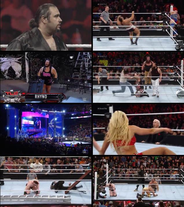 WWE TLC 2015 PPV 480p HDTV