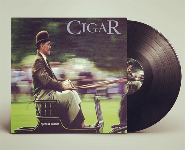 """Cigar to release """"Speed Is Relative"""" on vinyl this year"""
