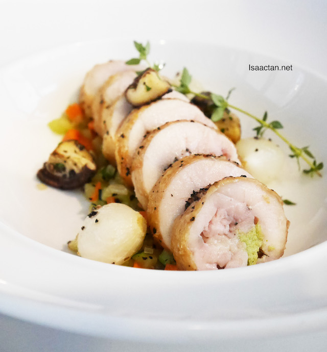 Baked Chicken Roulade (RM 45.90)