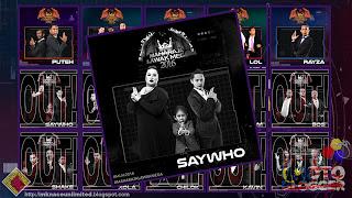 Maharaja Lawak Mega 2016 Minggu 11 #SAYWHO tewas