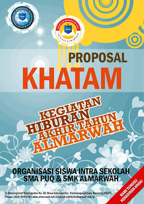 Contoh Cover Proposal  Link Sukses