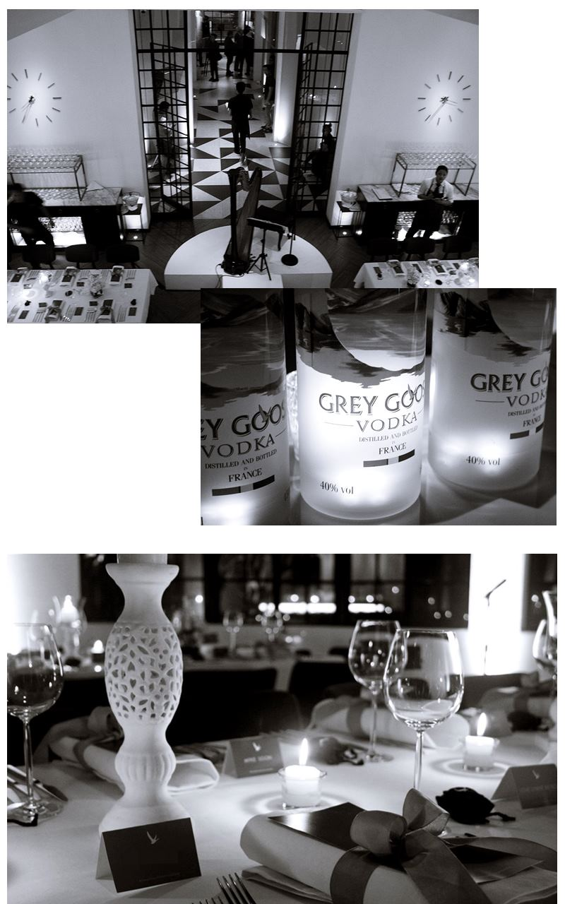 Grey Goose Gastronomique at Blackbird