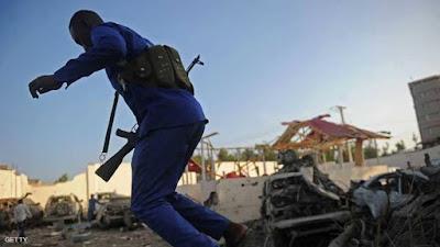 الانفجار وقع قرب مقر البرلمان