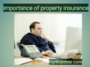 why you need property insurance