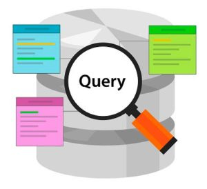 cara membuat query