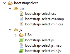 Bootstrap Plugins in XPages Part I - Bootstrap-select A jQuery