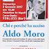"""Terlizzi (Ba). Chi e perché ha ucciso Aldo Moro. Se ne parlerà l'8 gennaio 2017 presso la Pinacoteca """"De Napoli"""""""