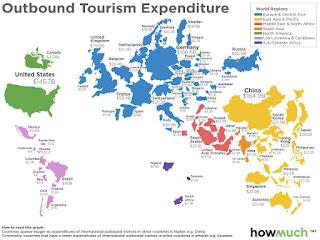 海外旅行の消費支出額
