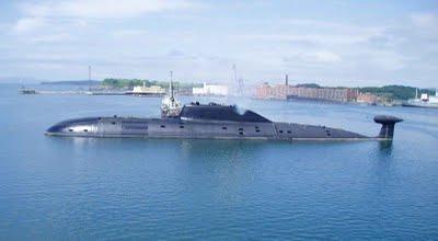 kapal selam nuklir india