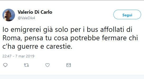 Situazione Trasporto Pubblico Roma martedì 12 marzo