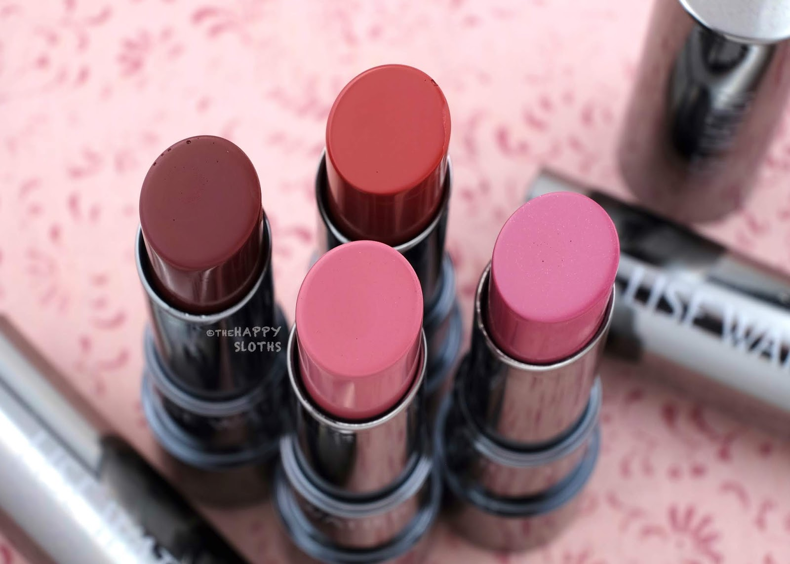 Lise Watier | *NEW SHADES* Rouge Fondant Suprême Lipstick: Review and Swatches