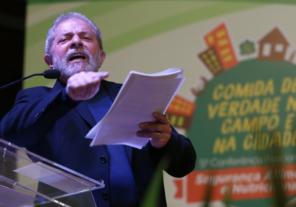 Justiça Federal defere liminar e barra homenagem a Lula na UFRB