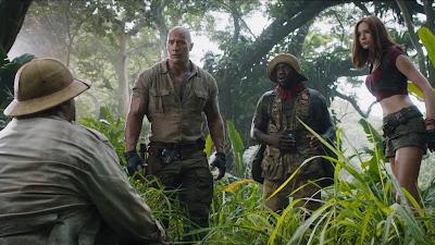 Jumanji Welcome to the Jungle 2017 HD Wallpaper