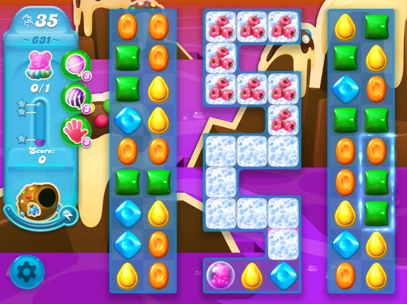 Candy Crush Soda 631