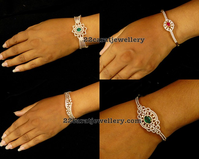 Diamond Bracelets on Sale Jewellery Designs