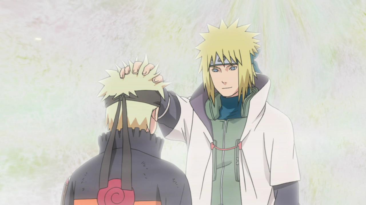 Naruto-shippuden!: Legado del Cuarto Hokage