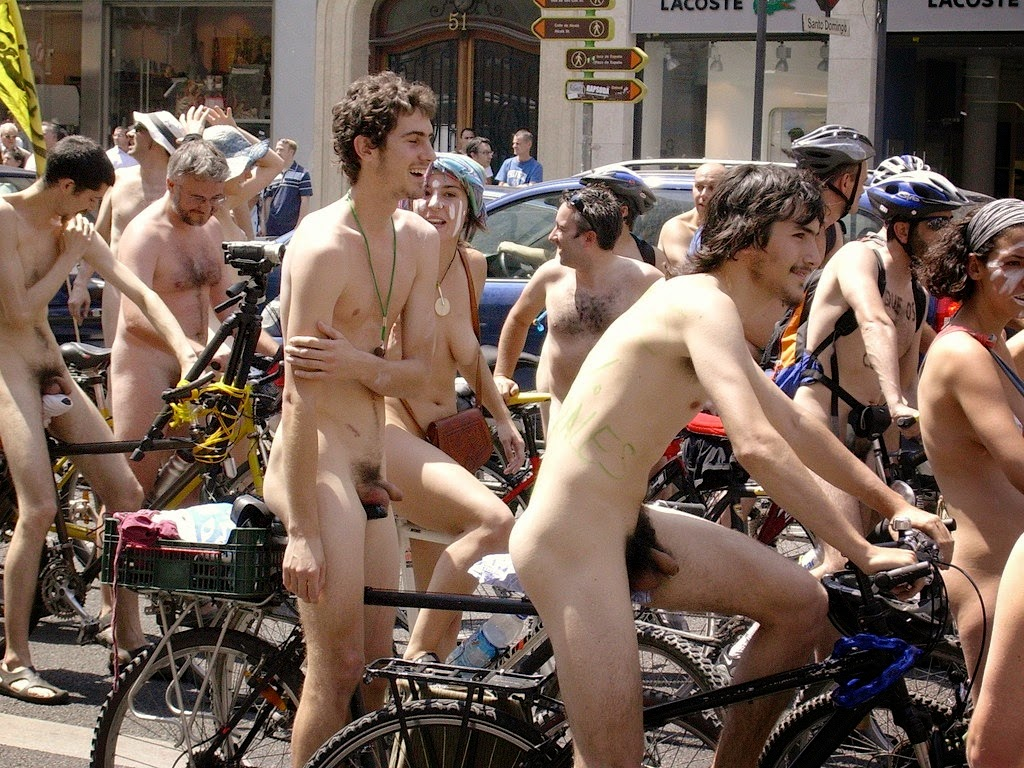 Tumblr World Naked Bike Ride - Bobs And Vagene-4133