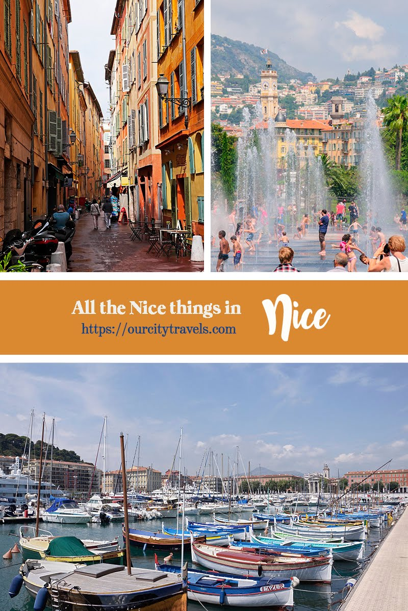 "All the Nice things in Nice - Nice, France has a lot to offer for those who want to experience France outside the hustle and bustle of Paris. Here's some of the ""nice"" things to see."