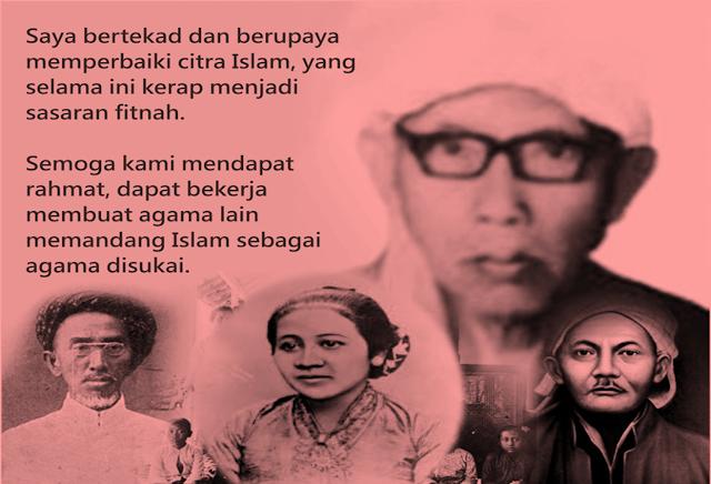 Kiai Haji Sholeh Darat, Maha Guru 3 Pahlawan Nasional Indonesia