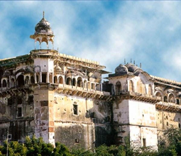 Lohagarh Fort Bharatpur Story