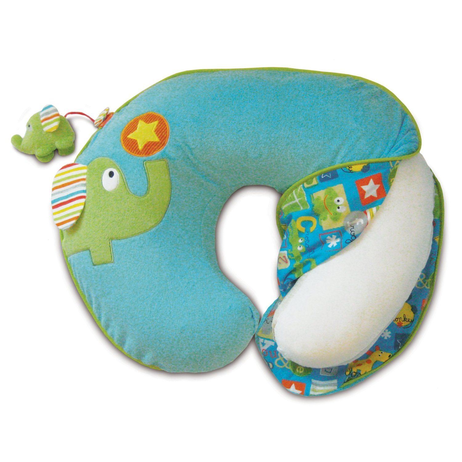 Sugar Pop Ribbons Reviews And Giveaways Boppy Pillow And