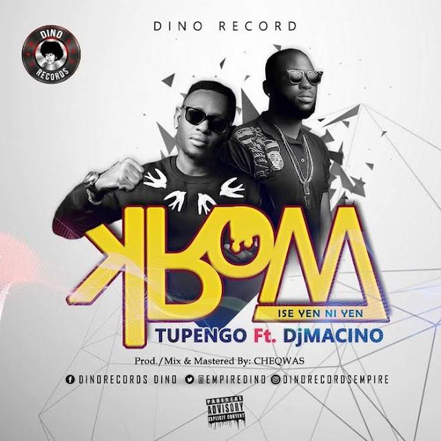 Download MP3 :- Tupengo Ft. DJ Macino - Work