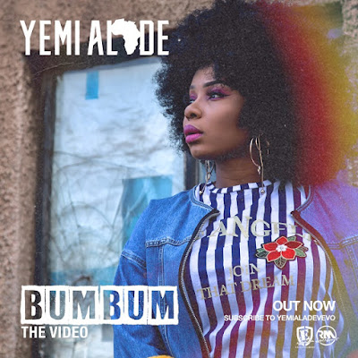 Yemi Alade - Bum Bum Download Mp4 video.