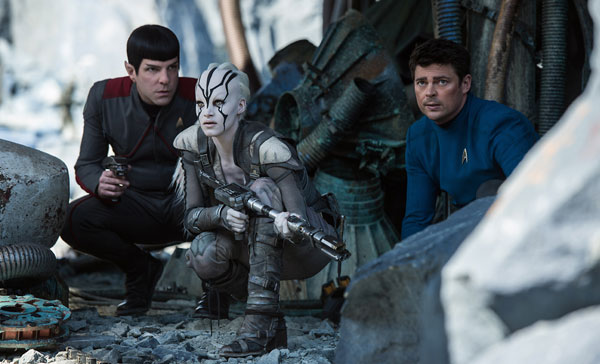 Review: STAR TREK BEYOND (2016)