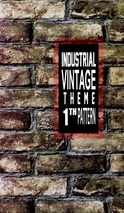 Industrial Vintage Theme(Update version)
