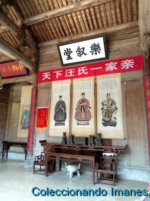 Visitar Hongcun