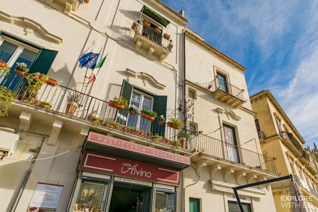 Caffé Alvino in Lecce