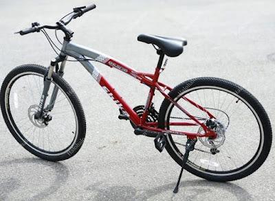 Tránh bệnh đau lưng cho dân văn phòng nhờ đi xe đạp thể thao