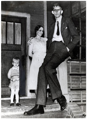 The tallest man in history is a Giant.