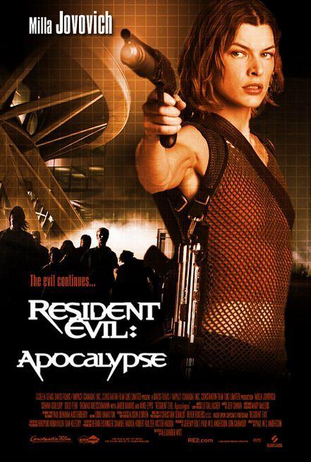 Resident Evil 2: Apocalypse (Film 2004) R.E. 2: Apocalipsa