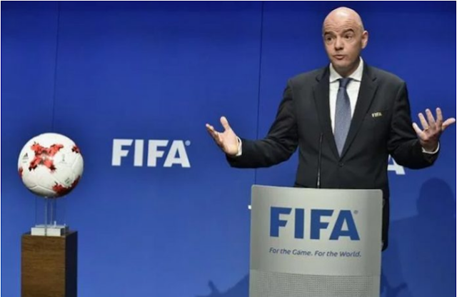 FIFA set up the team over new competition designs