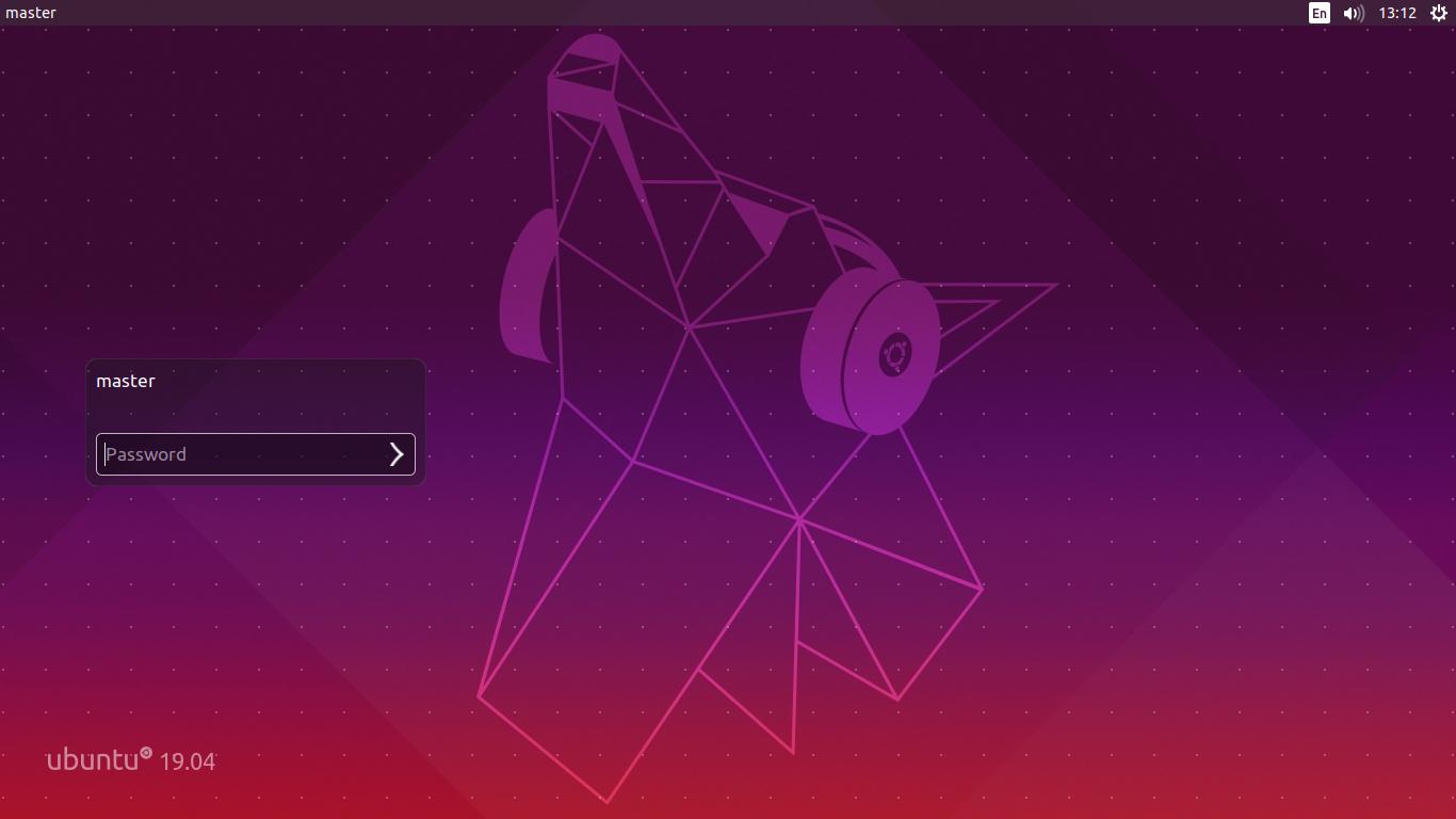 Unity Desktop on Ubuntu 19 04