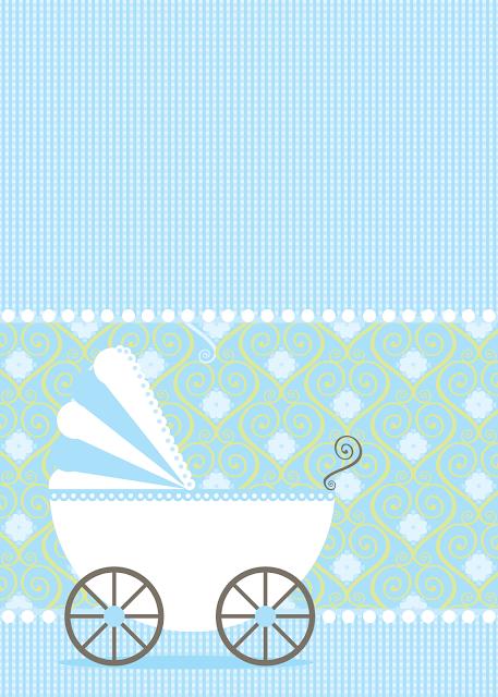 4 Modelos de Convite de Chá de Bebê que você pode Precisar.