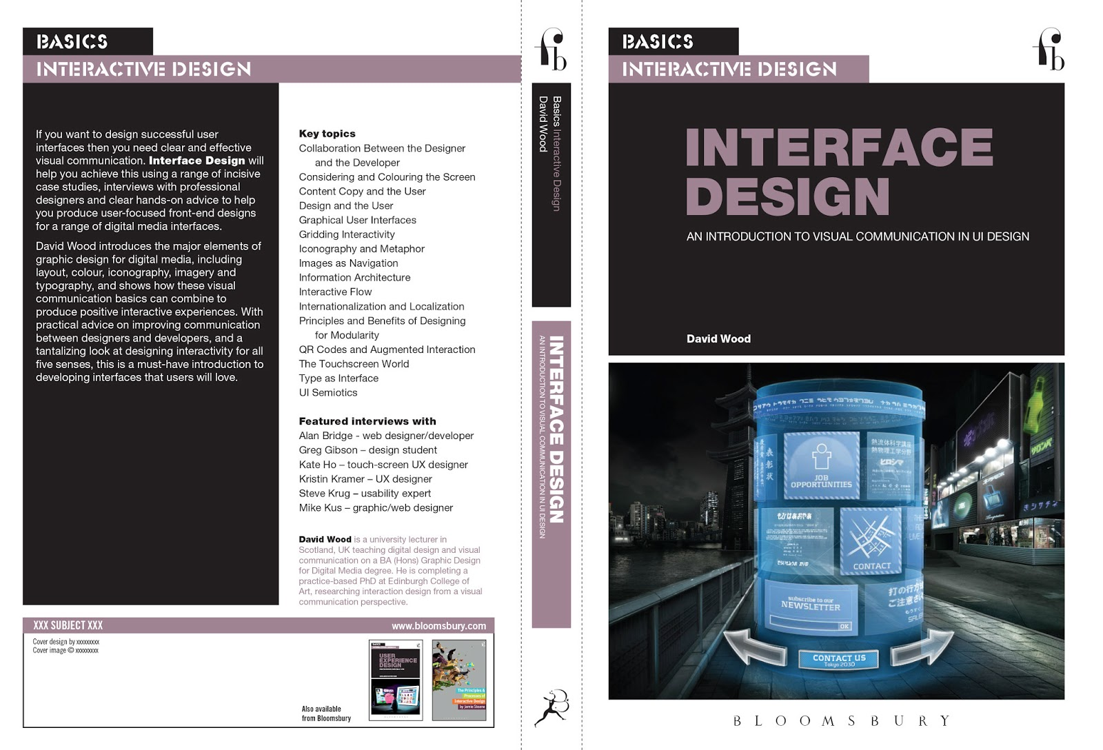 Internal External 2010 Interface Design Book Now Out