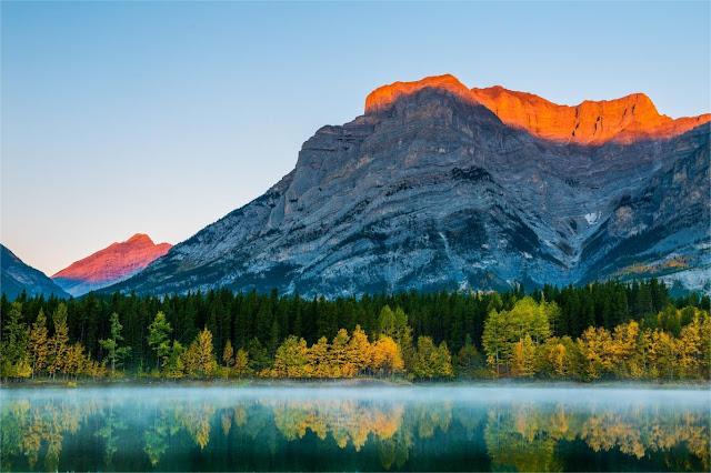 Điểm du lịch Canada vào mùa thu, vé đi du lịch Canada giá rẻ nhất