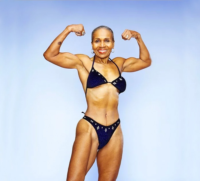 The World's Oldest BodyBuilder Just Turned 80! Here Are Her Secrets… - She's even in the Guinness Book of World Records