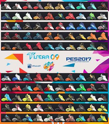 PES 2017 New BootPack v8 by Tisera09
